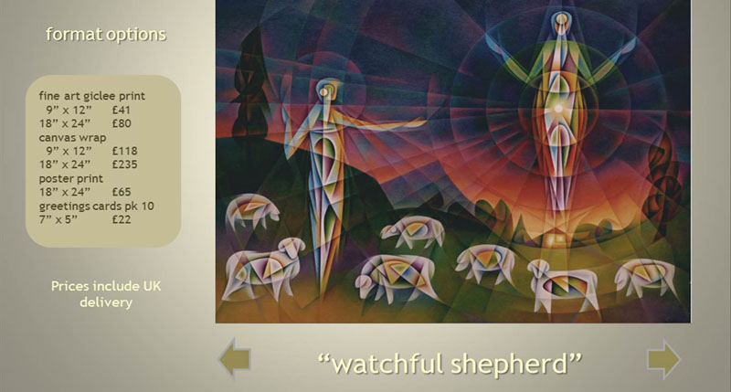 watchful shepherd