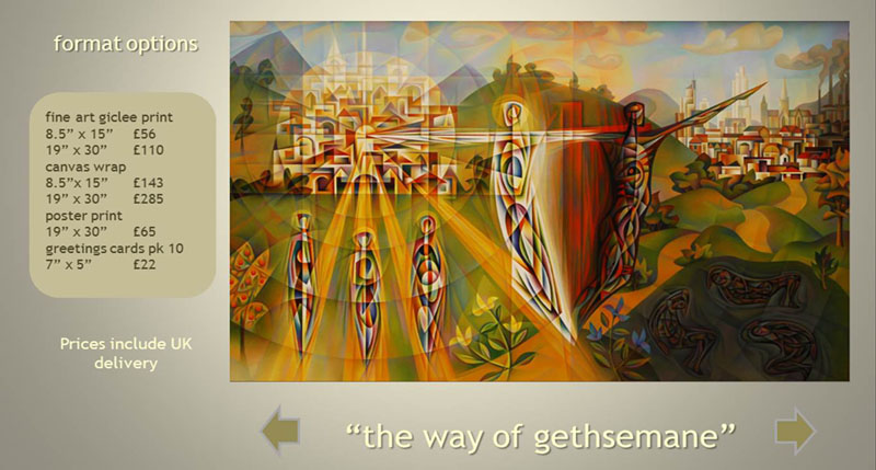 the way of gethsemane